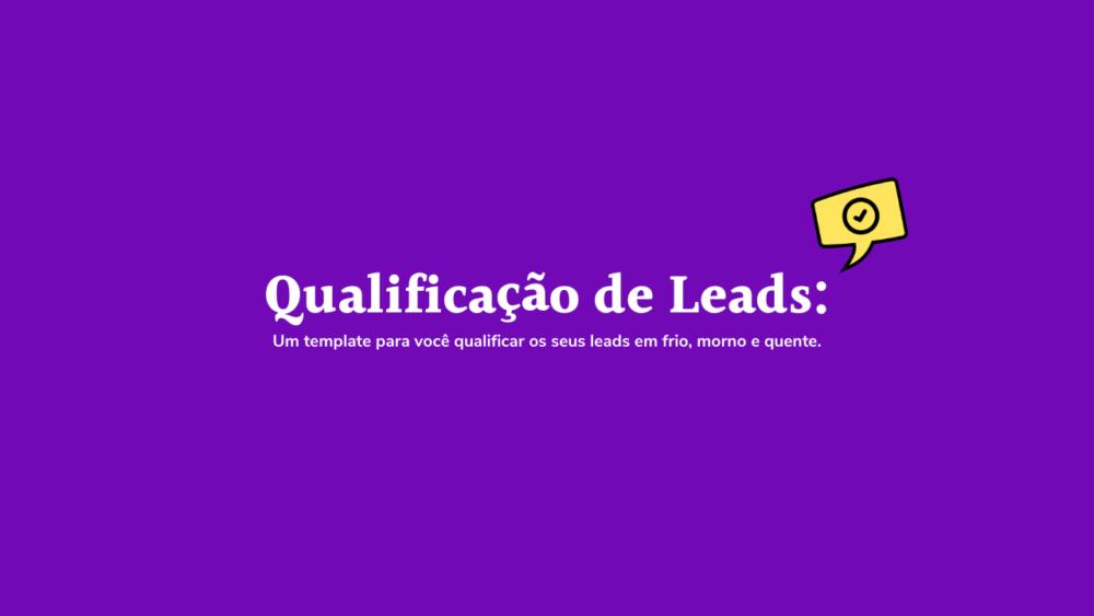 Qualificação de Leads - ProdutiveMe Club