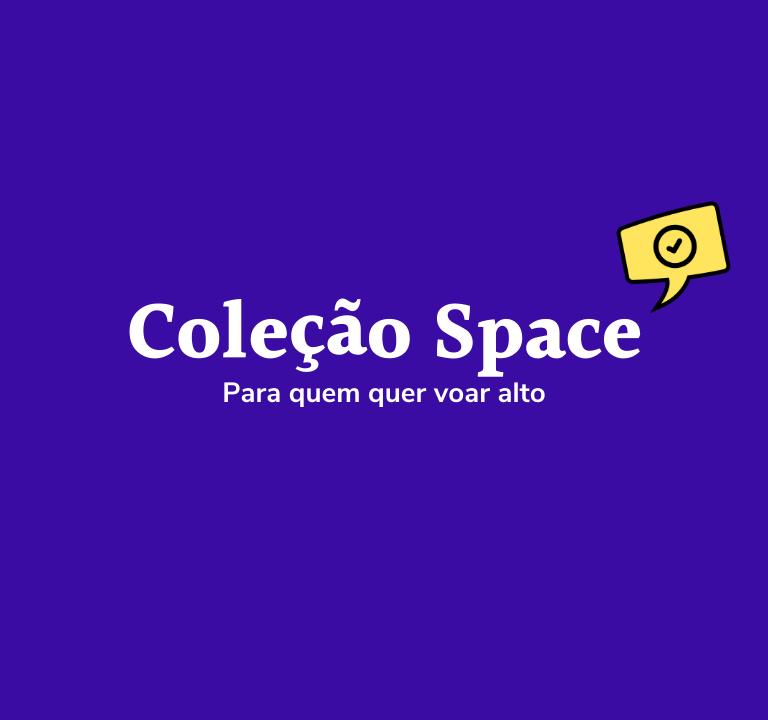 Coleção Space - Produtiveme Club