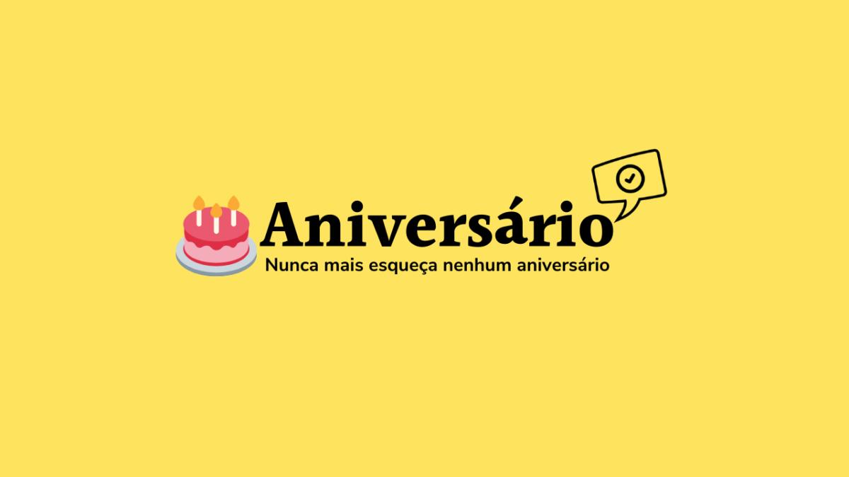 ProdutiveMe Club - Controle de Aniversario - Capa